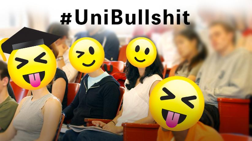 Klischee: Best of #UniBullshit