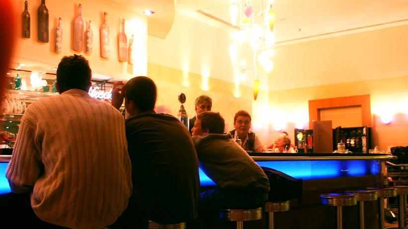 Gastronomie: Studium, Gastronomie, Gastronomie, Café, Essen, Kaffee, Restaurant, Service