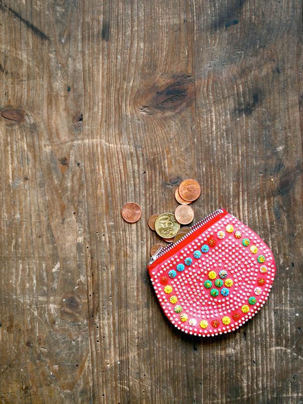Finanzierung: Mit oder ohne Bafög: Am Ende des Monats ist immer zu wenig im Portemonnaie.