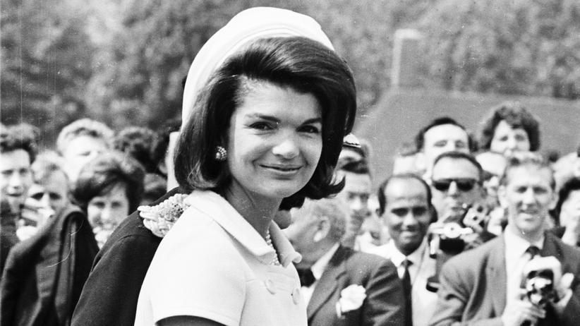 First Lady: Jackie Kennedy und ihr Sohn John F. Kennedy Jr.