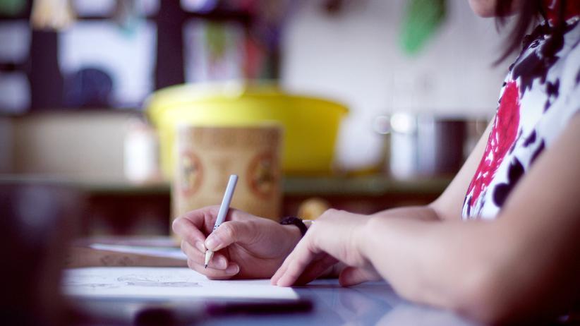 Klausuren: Sieben Klausuren innerhalb einer Woche sollte unsere Leserin schreiben.