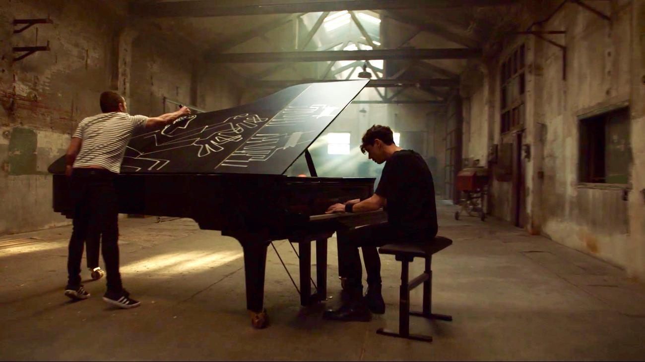 Friedrich Gulda: Ein schräges Genie, aufs Klavier zu malen