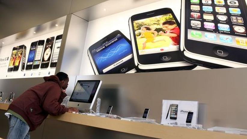 Technologiekonzern: Apple-Gewinn übertrumpft alle Erwartungen