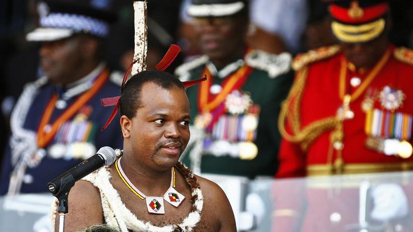 Korruption: Afrikas gierige Herrscher