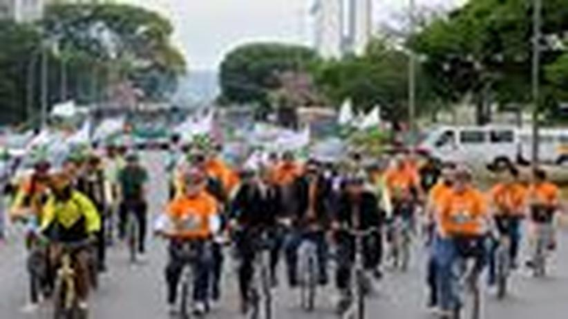 Klimajahr 2009: Nachhaltig aufstrebend