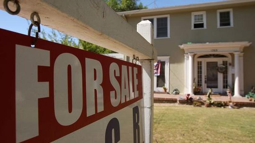 Finanzkrise: USA wollen niedrigere Hypothekenraten durchsetzen