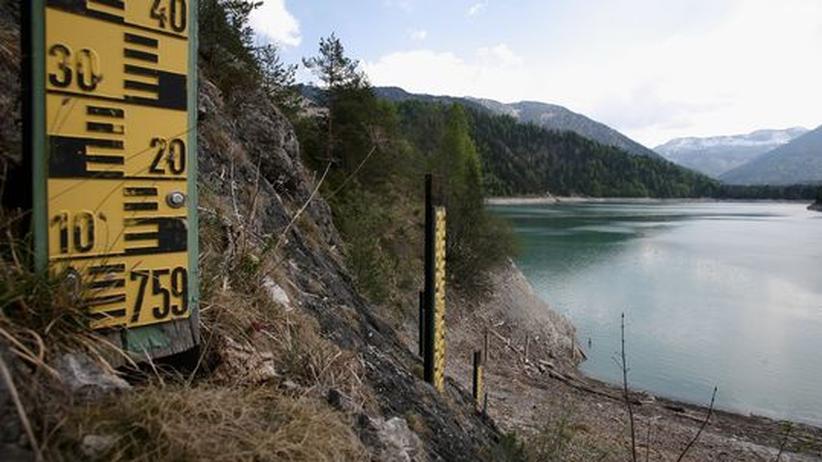 Oberbayerisches Trinkwasserreservoir