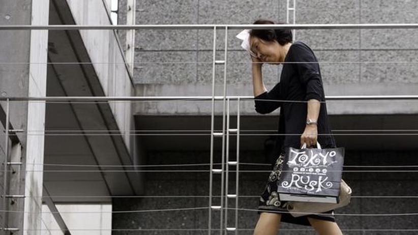 Japan: Regierung sieht ernste Risiken wegen Deflation