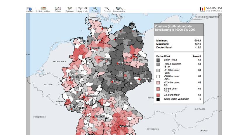 20 Jahre Mauerfall: Bilanz der Einheit