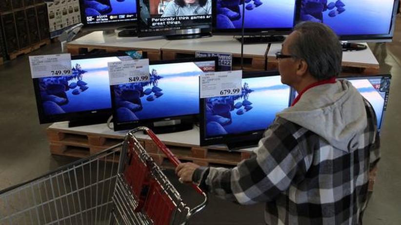 Konjunktur: Schwacher Konsum drosselt Aufschwung der US-Wirtschaft
