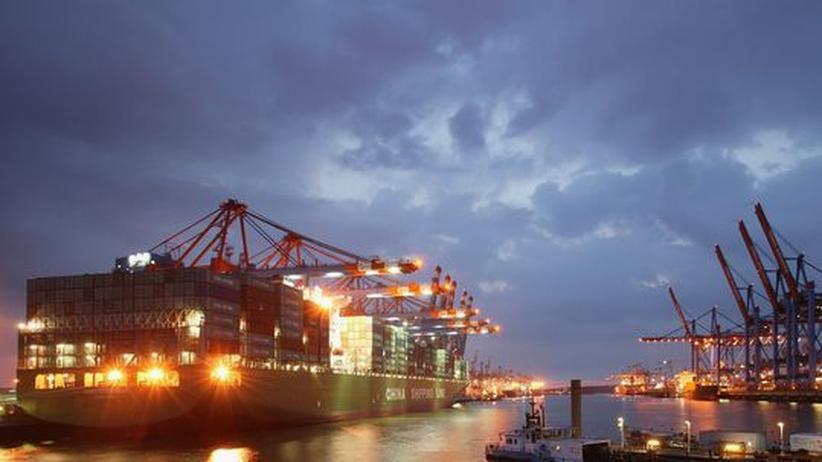 Erholen sich die Exporte? Wirtschaftsexperten befürchten, dass das lukrative Geschäft beendet ist. Die Weltwirtschaft könnte noch für lange Zeit die Auswirkungen der Krise spüren