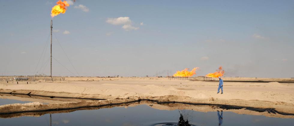 Shell erhält Zuschlag für Ölfeld im Irak
