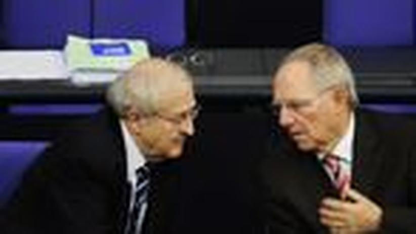 Finanzpolitik: Die sinnlosen Schulden von Schwarz-Gelb