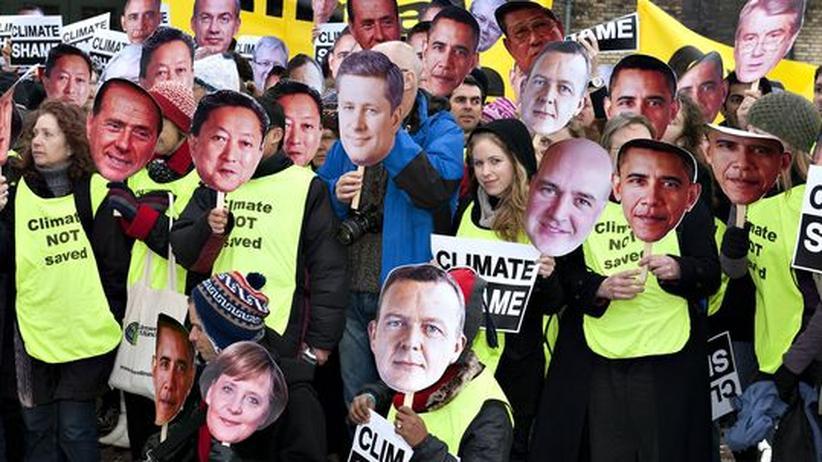Klimagipfel: Das klägliche Ende einer großen Hoffnung