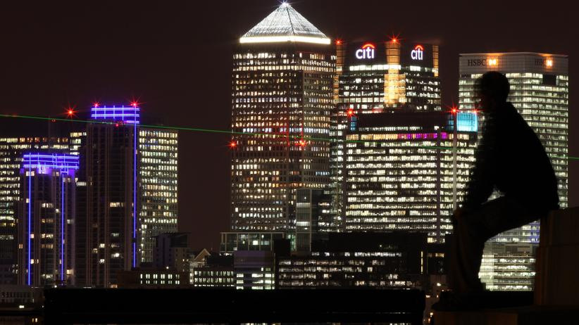 Finanzkrise: Auf Geld gebaut