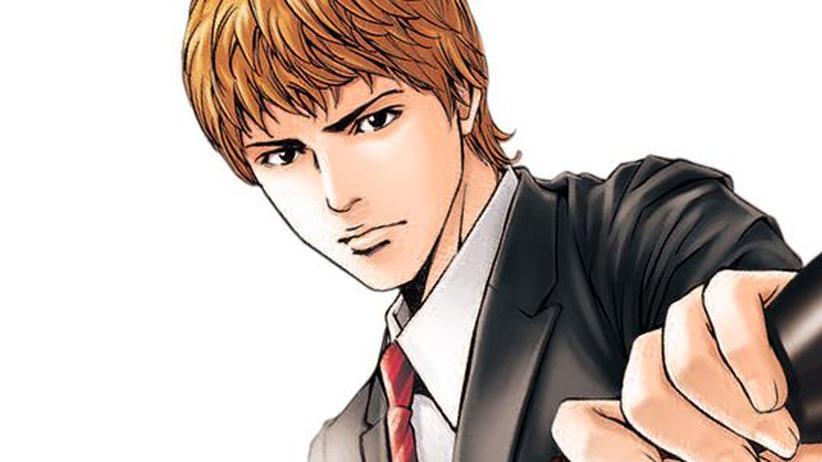 Wein: Shizuku Kanzaki, der Comic-Held