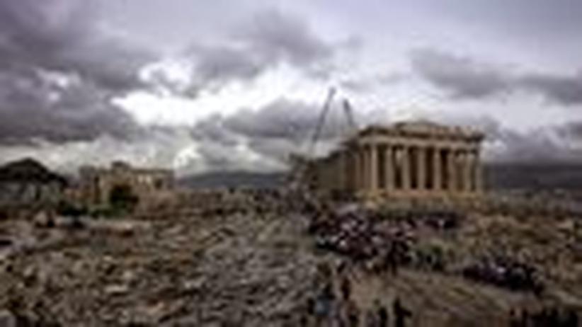 Staatsbankrott: Abgebrannt am Mittelmeer
