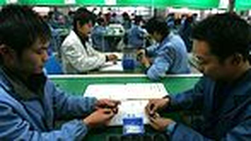Außenhandel: So nicht, China!