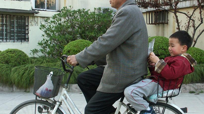 China: Vier Großeltern, ein Enkel
