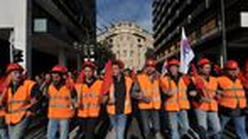 """Europa: """"Wir müssten für Griechenland einstehen"""""""