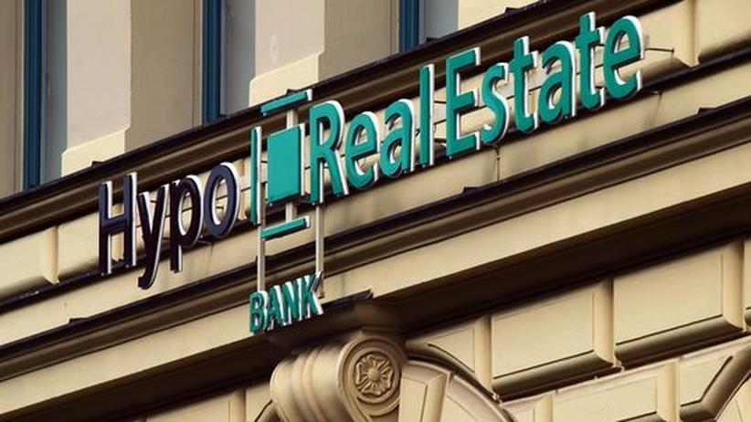 """Finanzkrise: HRE beantragt gigantische """"Bad Bank"""""""