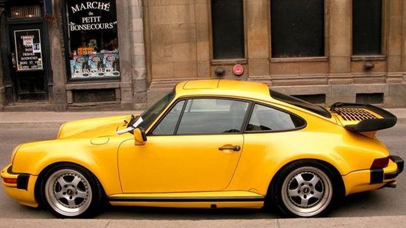 Automobilbranche: Porsche schafft die Trendwende