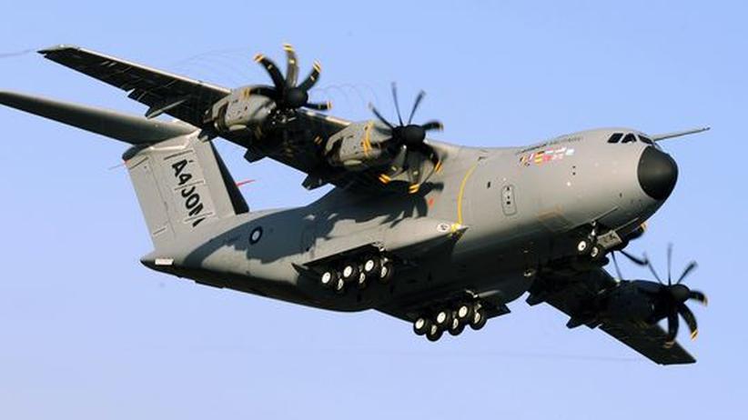 Streit um Militärtransporter: Finanzierung des A400M steht