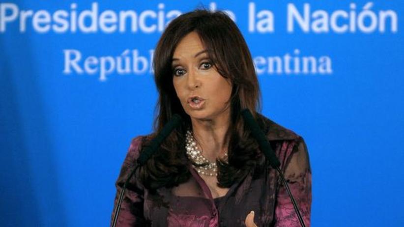 Argentinien: Lügen, täuschen und behindern