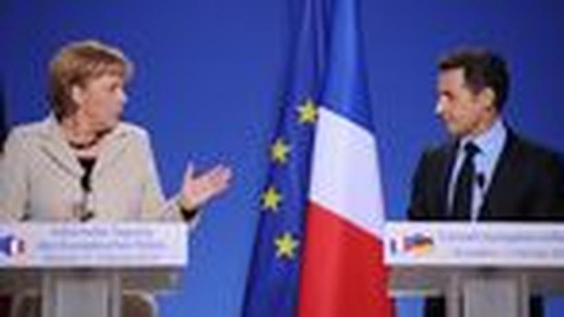 Hilfe für Griechenland: Merkel lernt Französisch