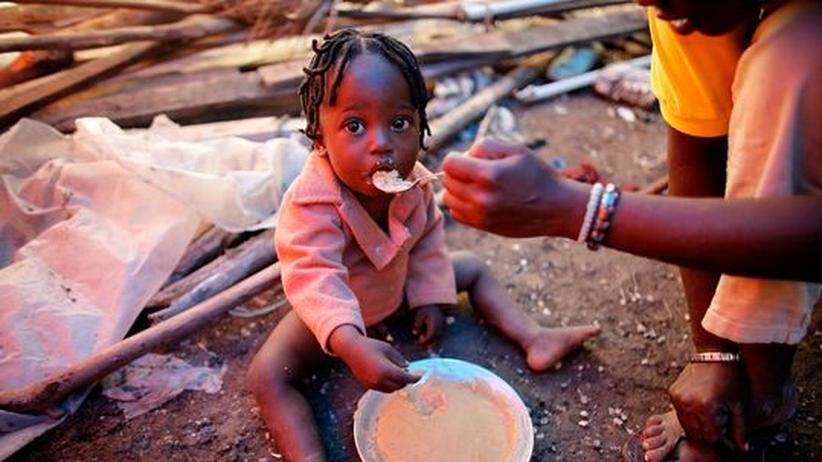 Haiti: Helfer fürchten Hungerkrise