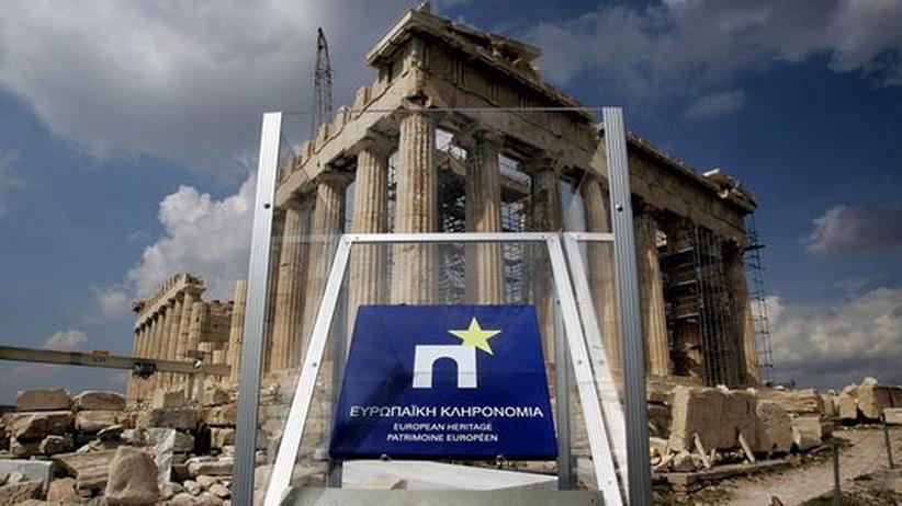 Worum es geht: Die griechische Tragödie