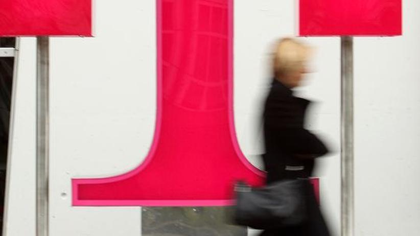 Bei der Deutschen Telekom arbeiten zwar viele Frauen, die wenigsten jedoch in Führungspositonen