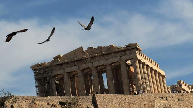 Schuldenkrise: Griechenland bringt neue Staatsanleihe auf den Markt