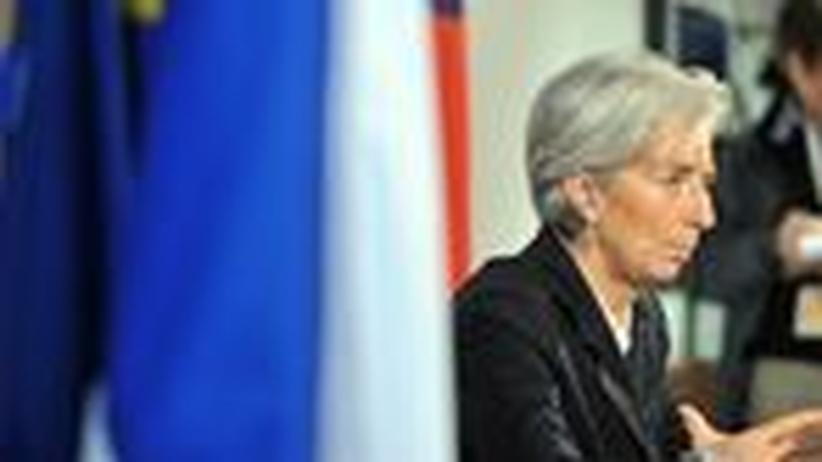Frankreich: Christine Lagarde, eine Madame mit Courage