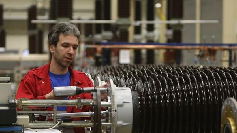 Gestiegene Nachfrage: Deutsche Industrie mit deutlichem Auftragsplus