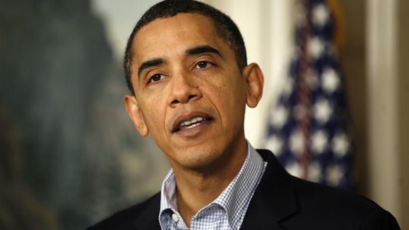 Klimapolitik: US-Präsident Barack Obama im vergangenen Dezember nach seiner Rückkehr aus Kopenhagen. Seit dem Ende der Klimakonferenz ist die internationale Klimapolitik nicht vorangekommen