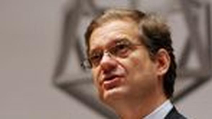 """EZB-Direktor Bini Smaghi: """"Der Vertrag wird nicht verletzt"""""""