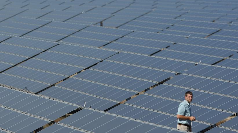 Sonnenenergie: Feilschen um jeden Cent