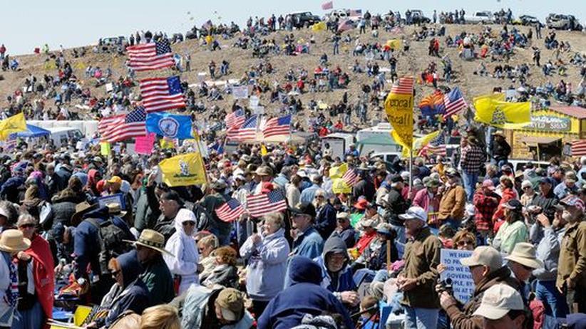 Stimmen aus Amerika: Land of the Free: Die Tea-Party-Bewegung kämpft für Selbstbestimmung