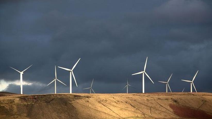 USA: Dank staatlicher Förderprogramm verzeichnet die Windenergie-Branche in den USA enorme Wachstumsraten. Vor allem große, zentrale Windparks profitieren von den Kreditprogrammen