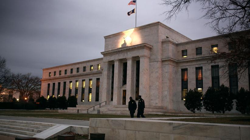 Inflationsrisiko: Die Fed im Lagerkampf