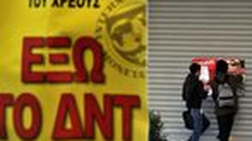 Griechenland: Der letzte Sirtaki