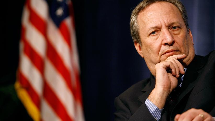 Larry Summers: Obamas Chefökonom