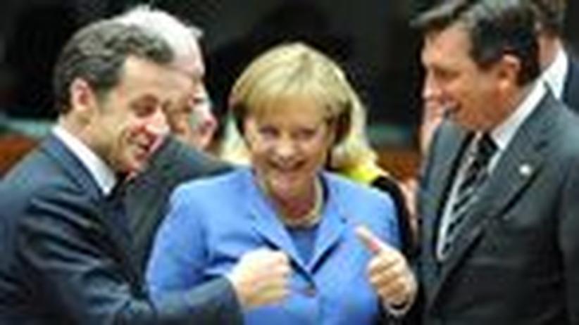 Schuldenkrise: Europa muss es richten