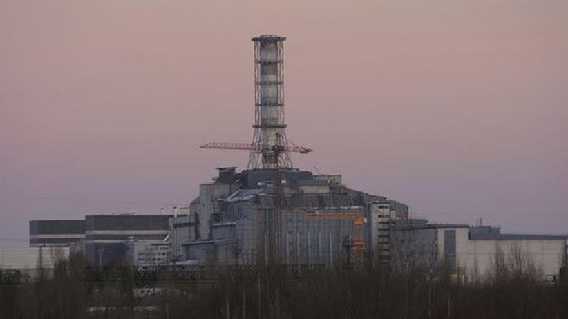Reaktorunglück: Ein Stahl-Sarkophag für Tschernobyl