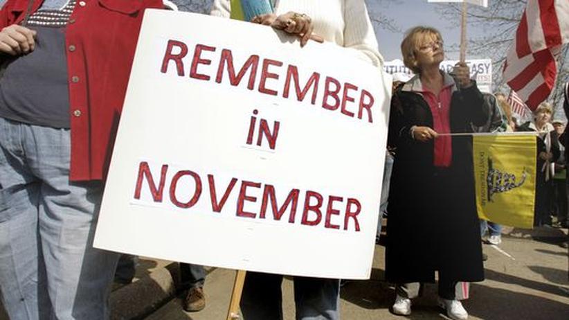 Die US-Kongresswahlen im November werfen ihre Schatten voraus