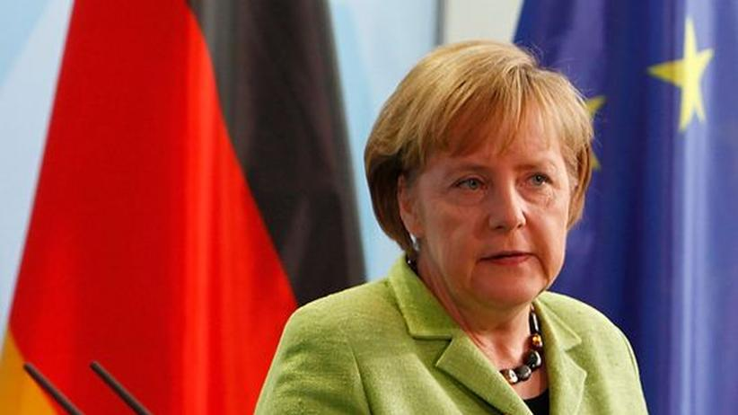 Angela Merkel möchte mit dem Konsolidierungspaket einen Beitrag zur Sicherung der Stabilität des Euro leisten