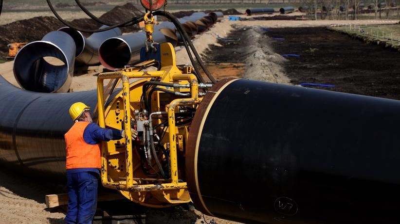 Ostsee-Pipeline: Startschuss für mehr Energiesicherheit
