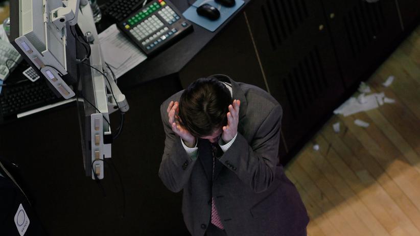 Buchrezension: Über den Wahnsinn der Banker
