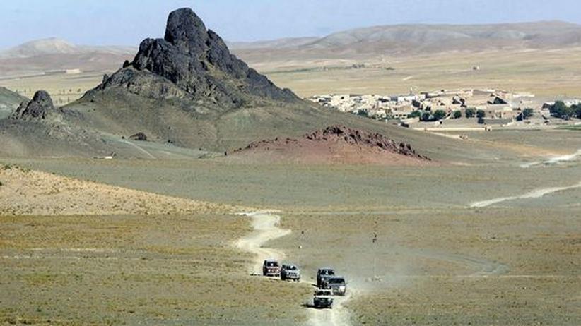 Reich an Rohstoffen: Afghanistan